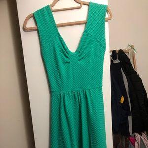 Anthropologie cutout dress size6